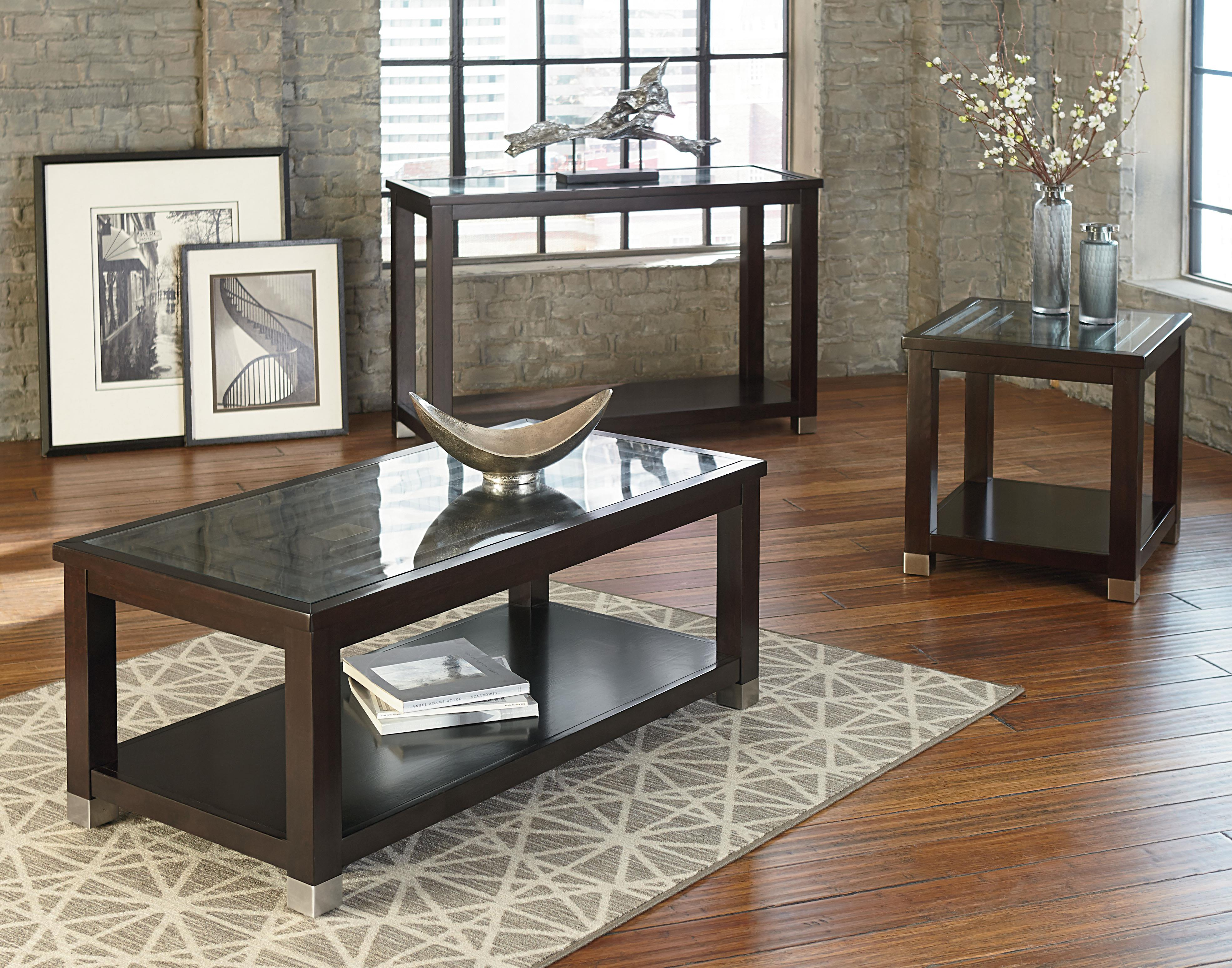 Standard Furniture Colton Modern Cocktail Table Wayside Furniture - Colton coffee table