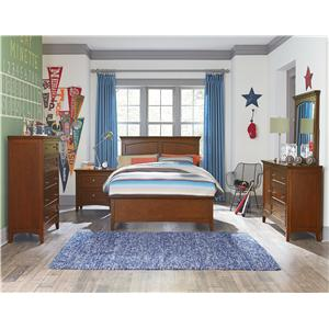 Standard Furniture Cooperstown Twin Bedroom Group