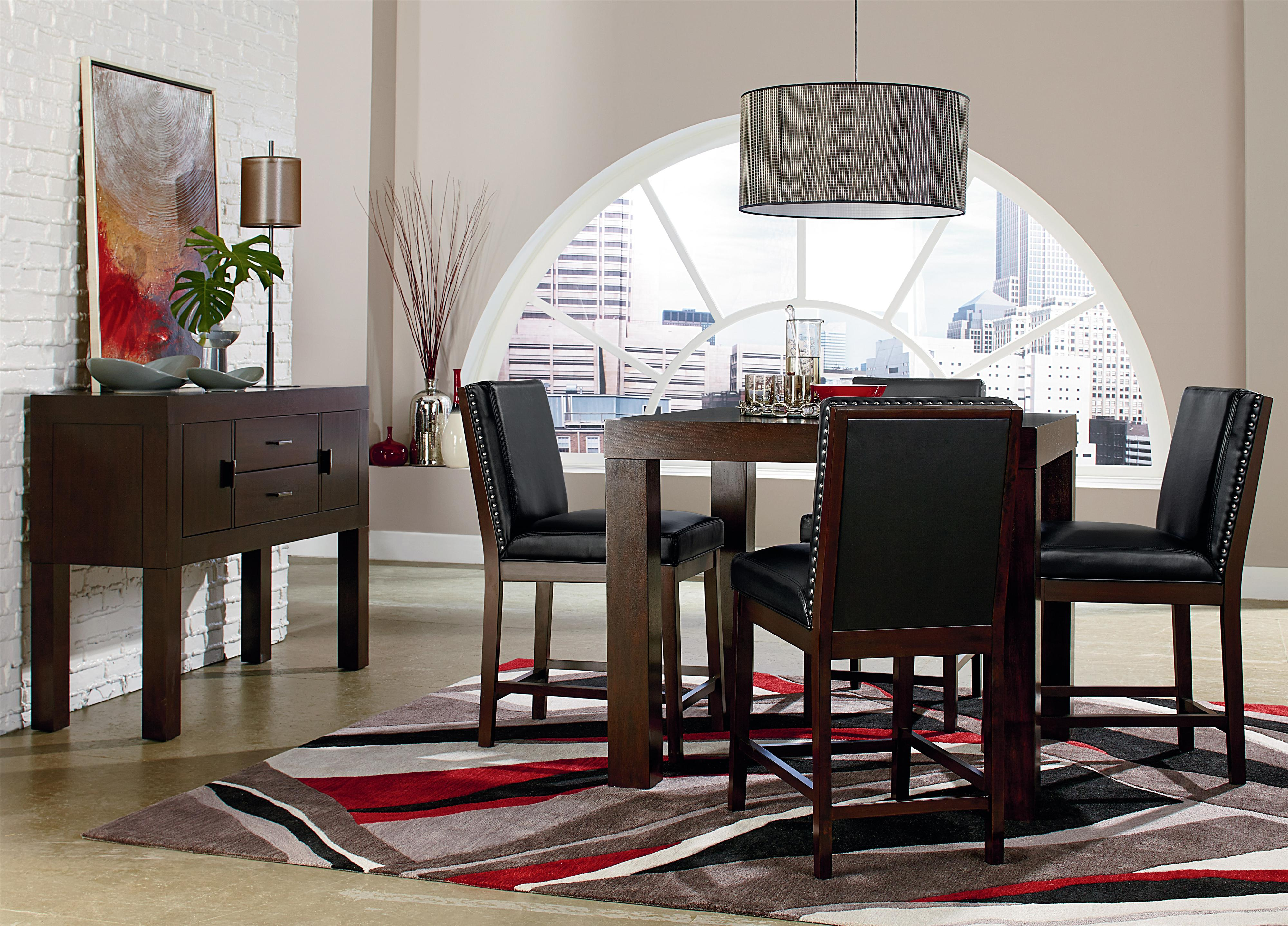 Standard Furniture Couture Elegance Dining Room Group - Item Number: 10560 C Dining Room Group 1