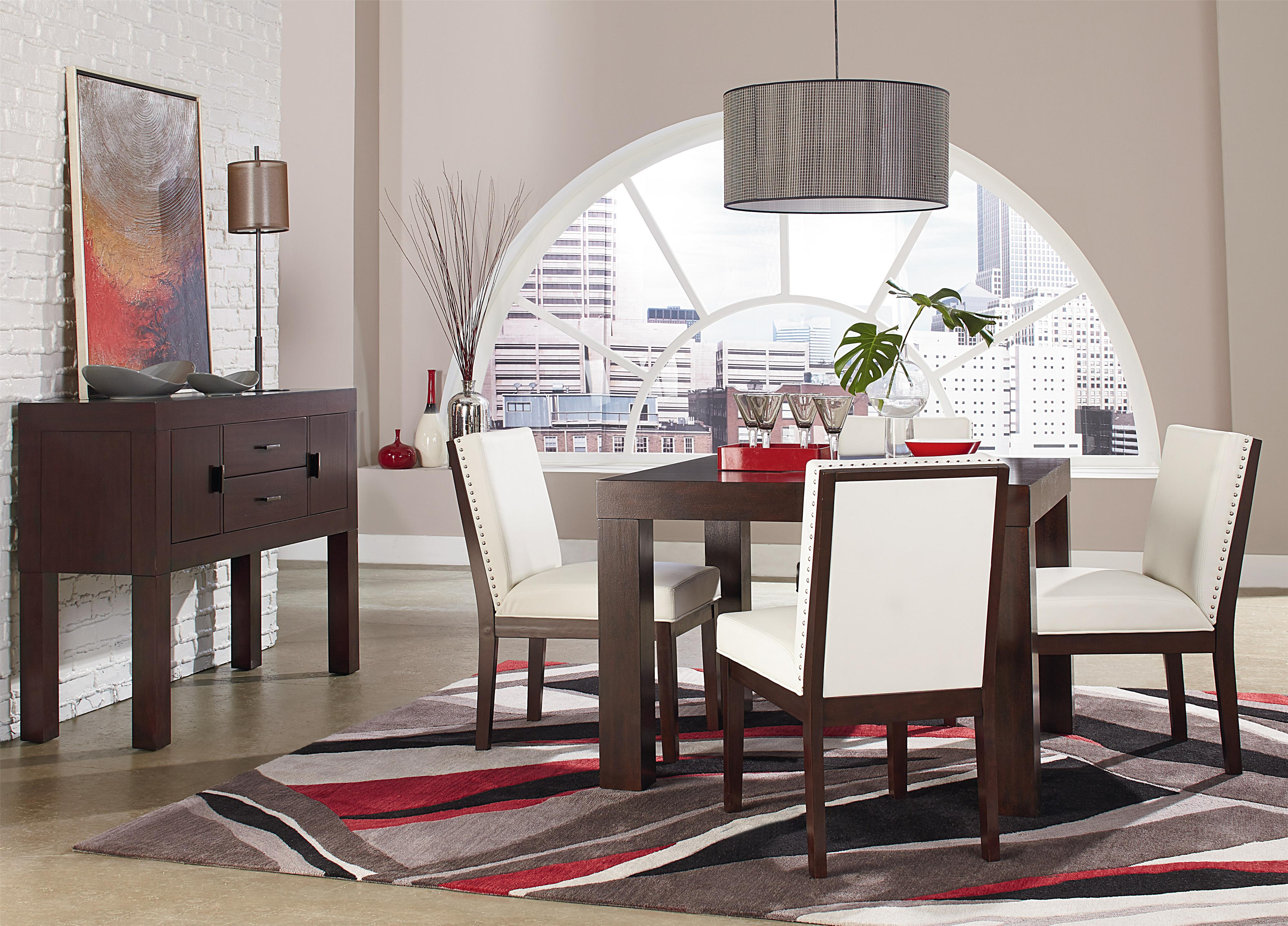 Standard Furniture Couture Elegance Dining Room Group - Item Number: 10560 Dining Room Group 5