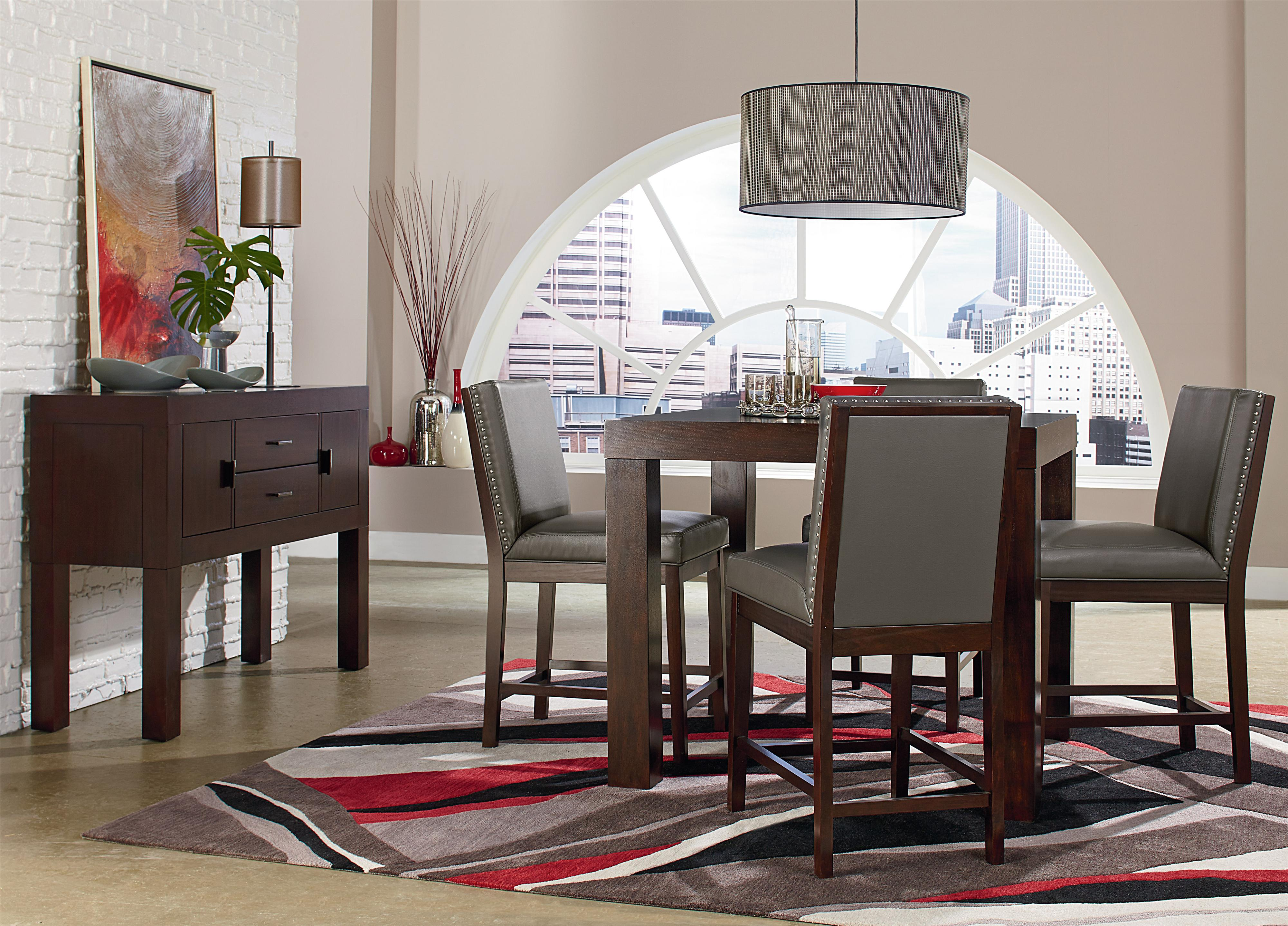 Standard Furniture Couture Elegance Dining Room Group - Item Number: 10560 C Dining Room Group 2