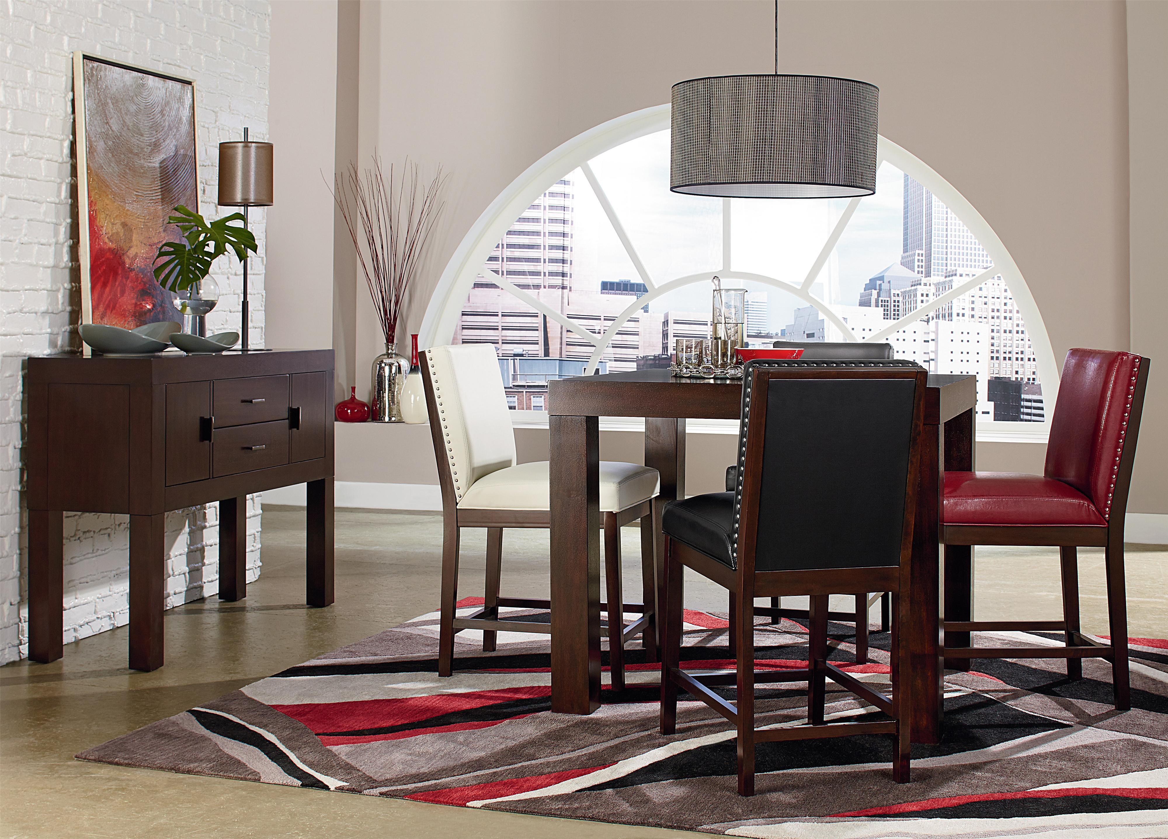 Standard Furniture Couture Elegance Dining Room Group - Item Number: 10560 C Dining Room Group 4