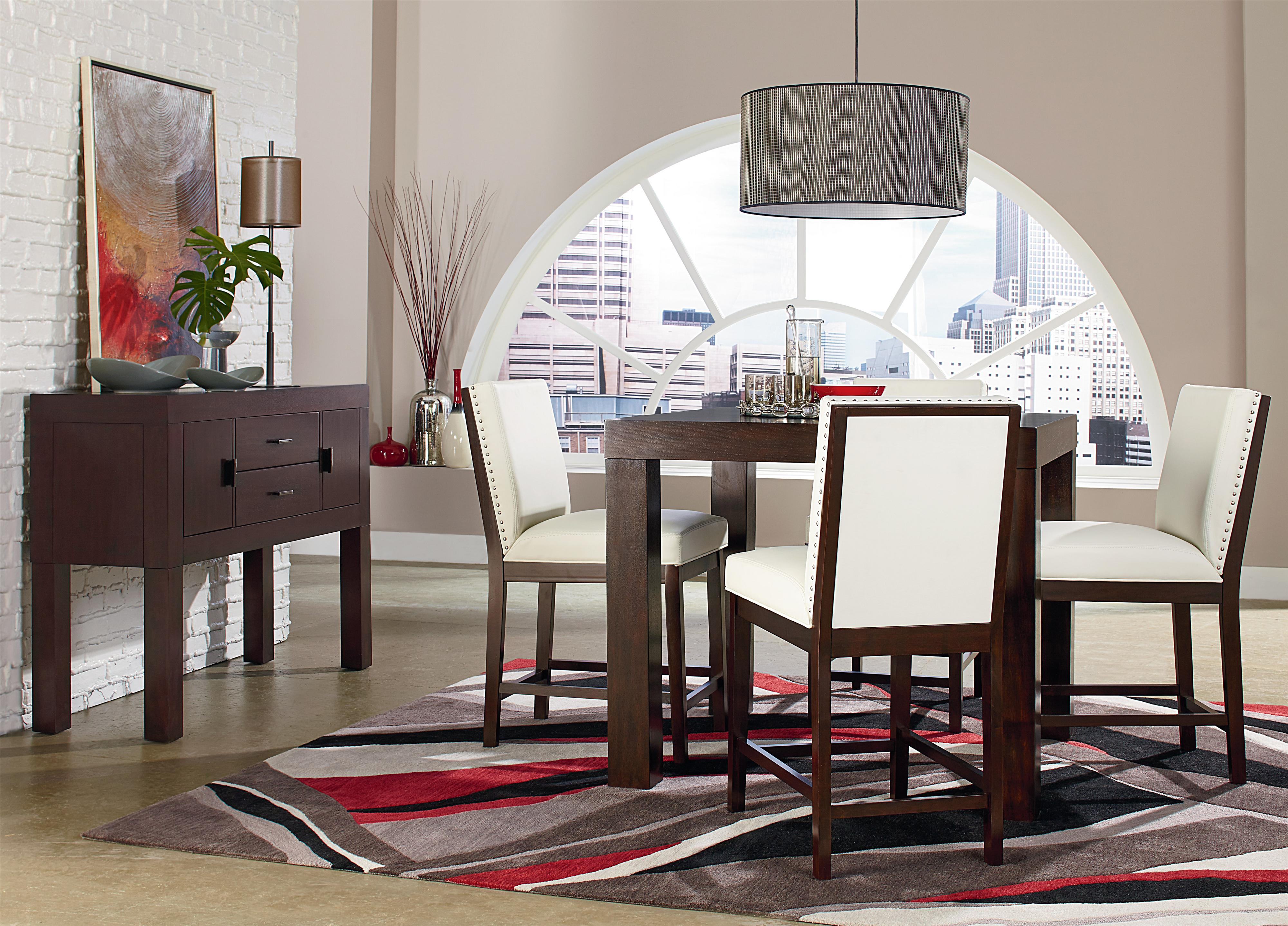 Standard Furniture Couture Elegance Dining Room Group - Item Number: 10560 C Dining Room Group 5