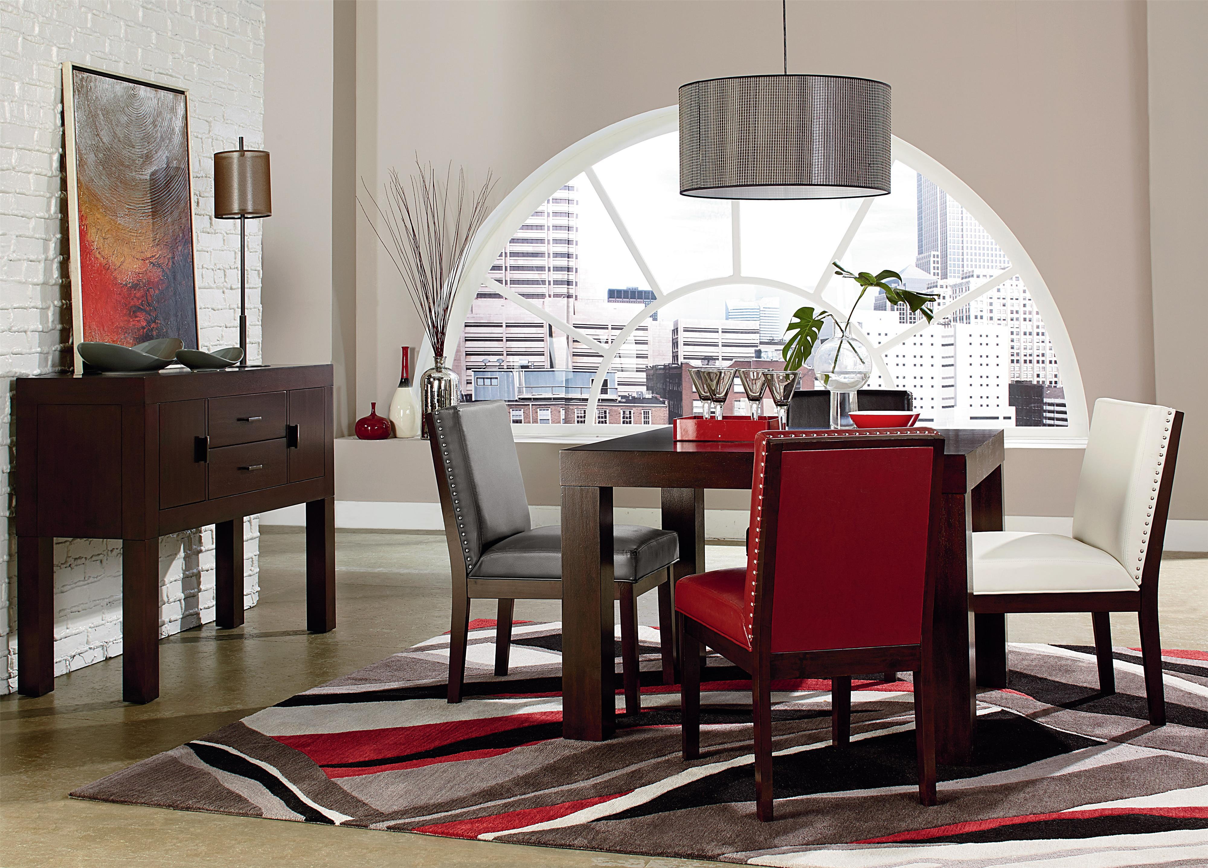 Standard Furniture Couture Elegance Dining Room Group - Item Number: 10560 Dining Room Group 1