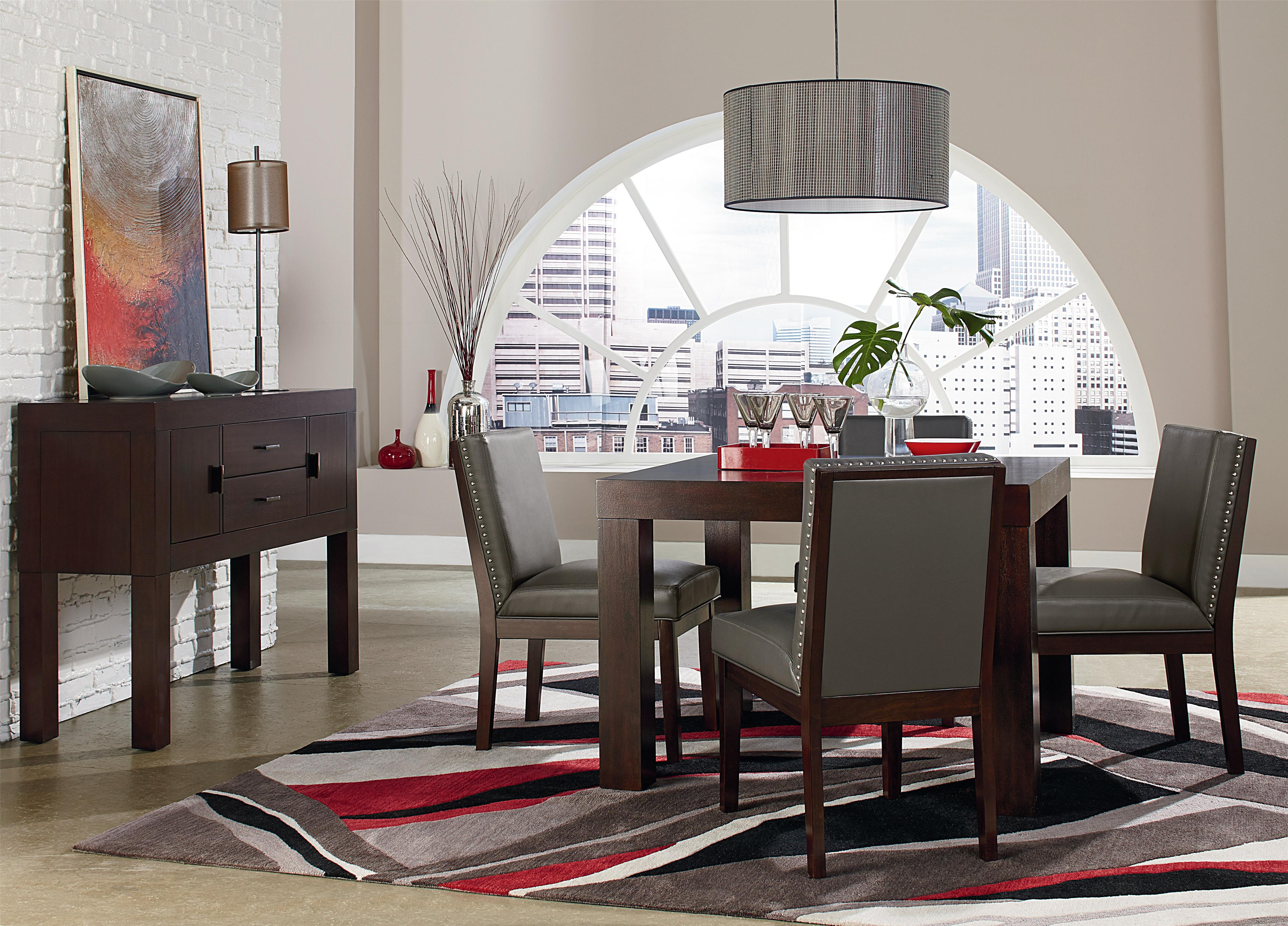 Standard Furniture Couture Elegance Dining Room Group - Item Number: 10560 Dining Room Group 2