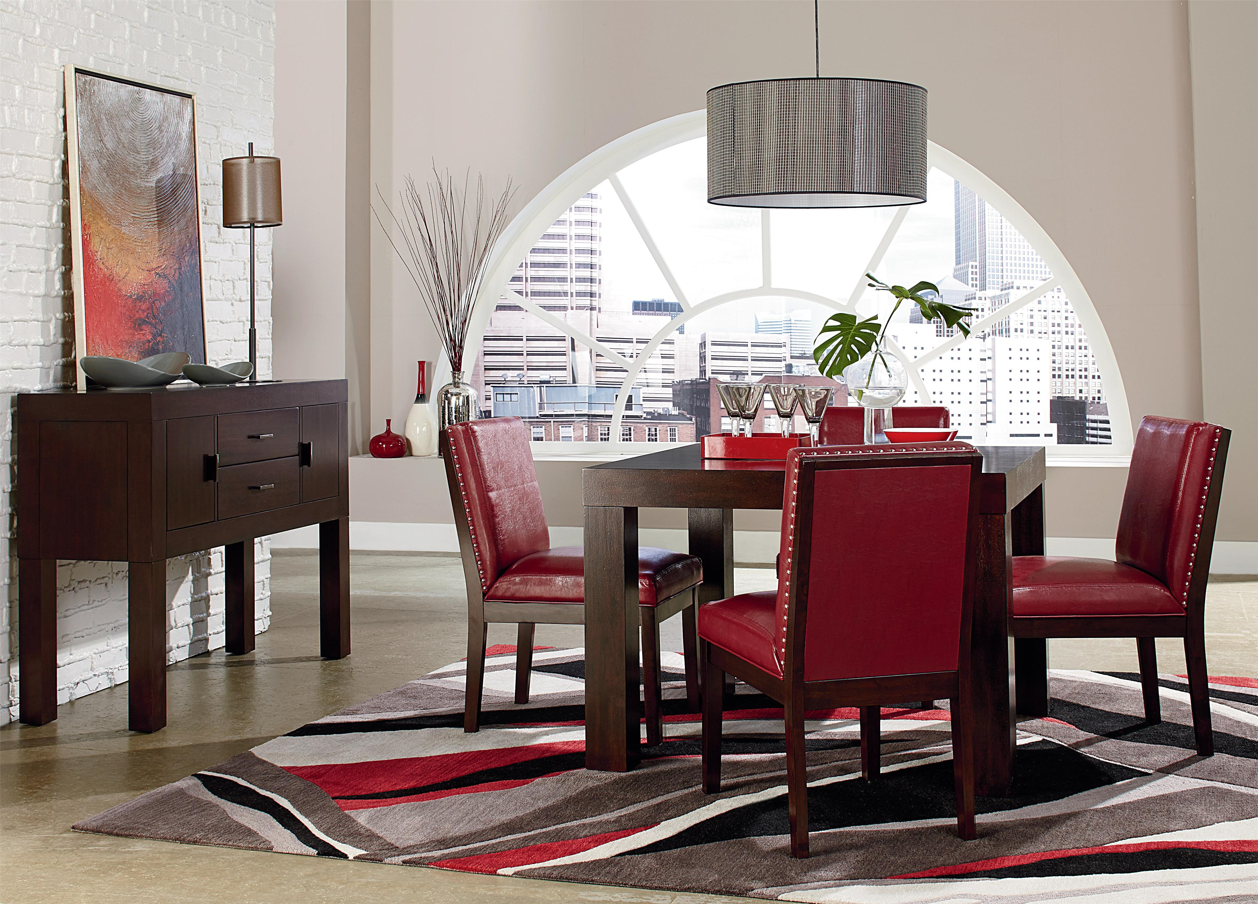 Standard Furniture Couture Elegance Dining Room Group - Item Number: 10560 Dining Room Group 3