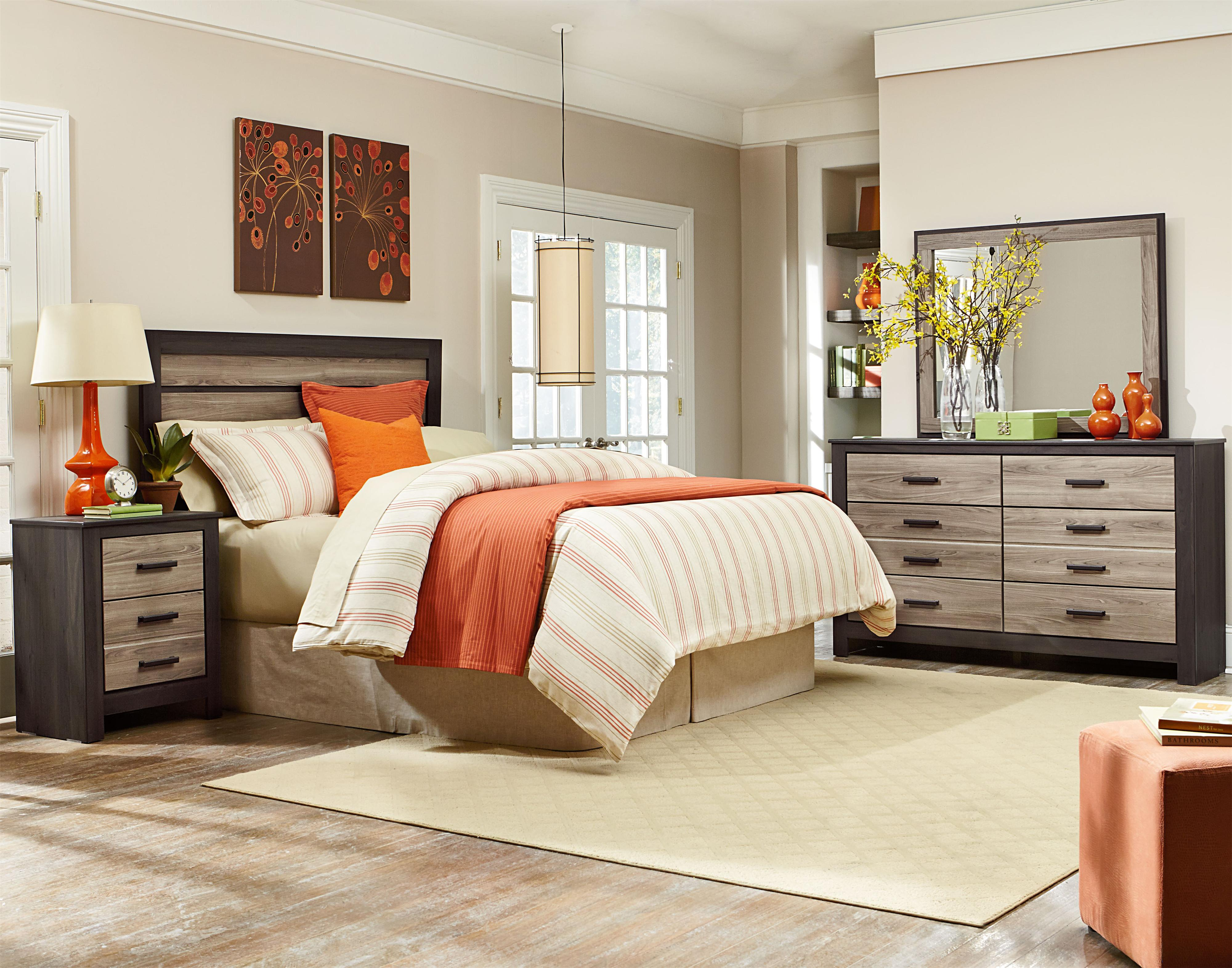 Standard Furniture Freemont King Bedroom Group - Item Number: 69750 K Bedroom Group 4