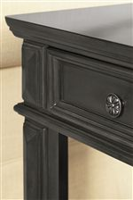 Raised Bead Drawer Frames and Ogee and Deep Cove Moldings
