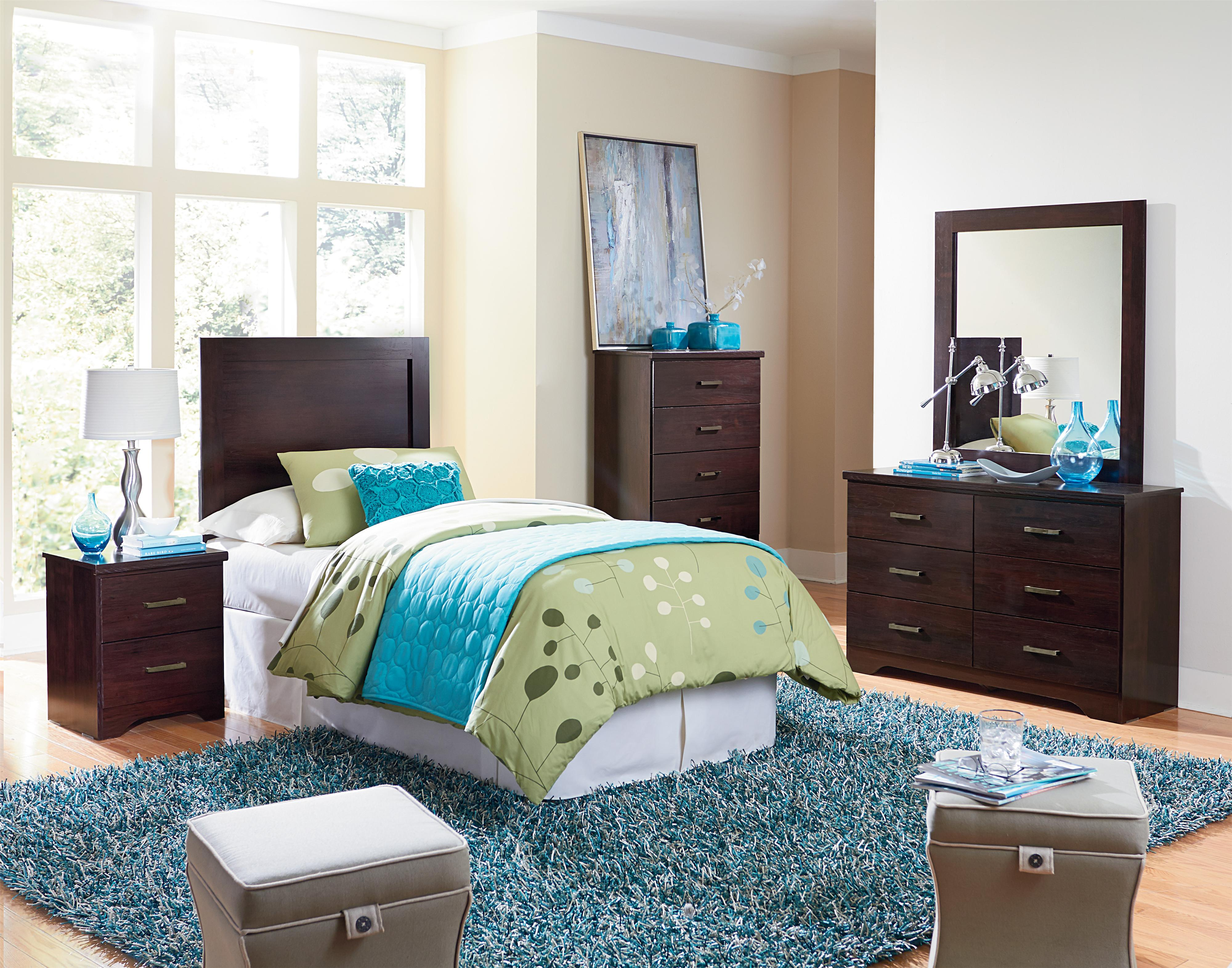 Standard Furniture Glenshire Full/ Queen Bedroom Group - Item Number: 52600 FQ Bedroom Group