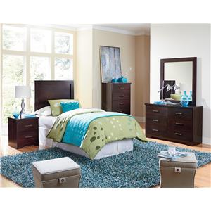 Standard Furniture Glenshire Full/ Queen Bedroom Group