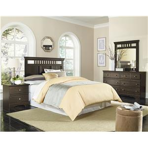 Standard Furniture Hampton Full/Queen Bedroom Group