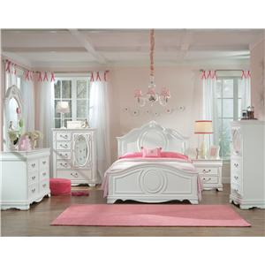 Standard Furniture Jessica Full Bedroom Group