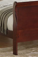 Sleigh Style Headboards and Footboards