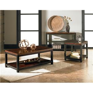 Standard Furniture Mackenzie Cocktail Table