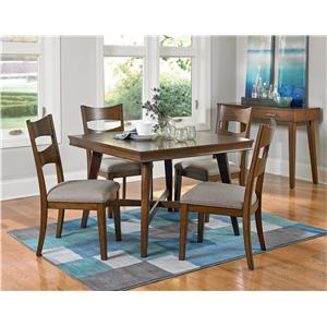 Standard Furniture Miranda Transitional Table and Chair Set