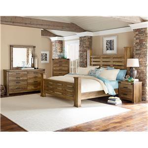 Standard Furniture Montana Queen Bedroom Group