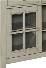 Sliding Storage Door
