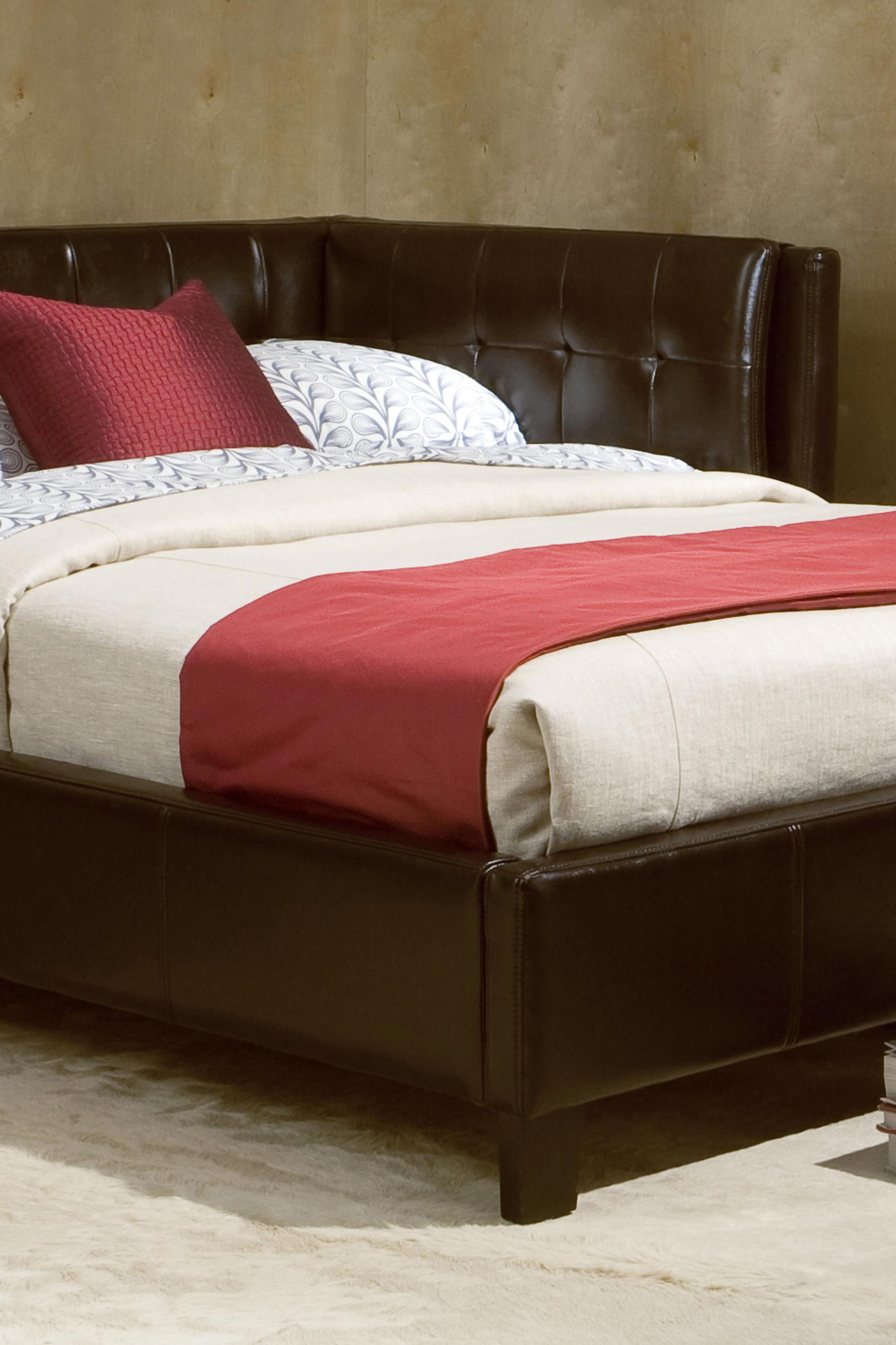 corner furniture trim threshold bed width daybed full height bedsfull rochester item products upholstered beds standard