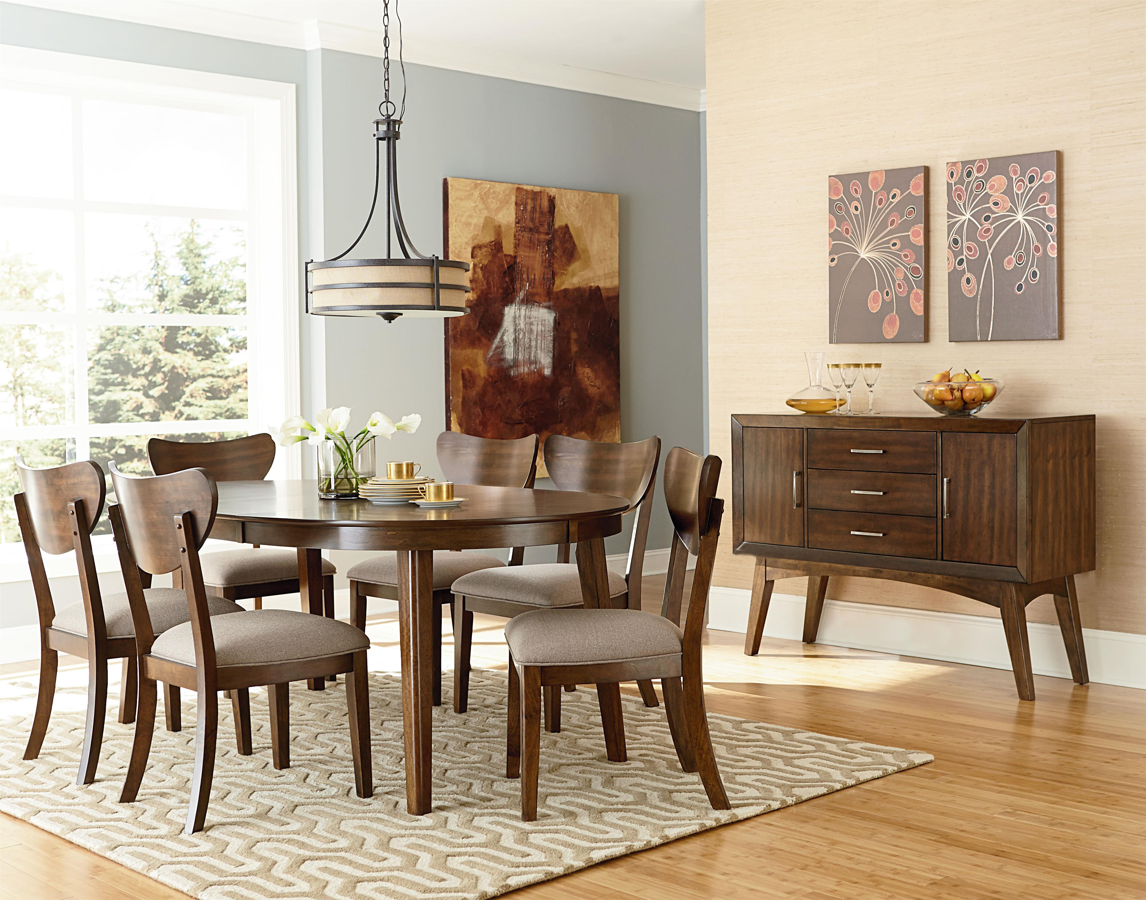 Standard Furniture Roxbury Casual Dining Room Group - Item Number: 16200 Dining Room Group 1