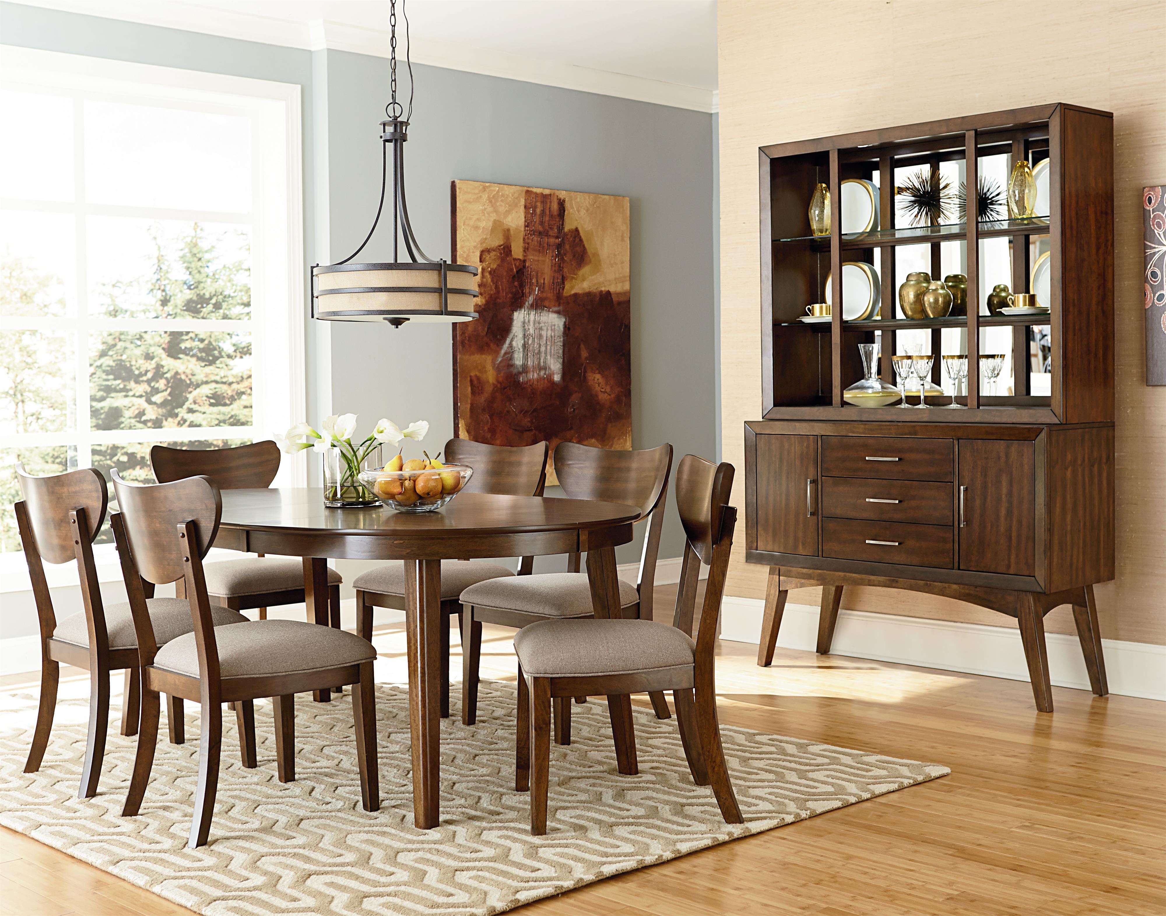 Standard Furniture Roxbury Casual Dining Room Group - Item Number: 16200 Dining Room Group 2