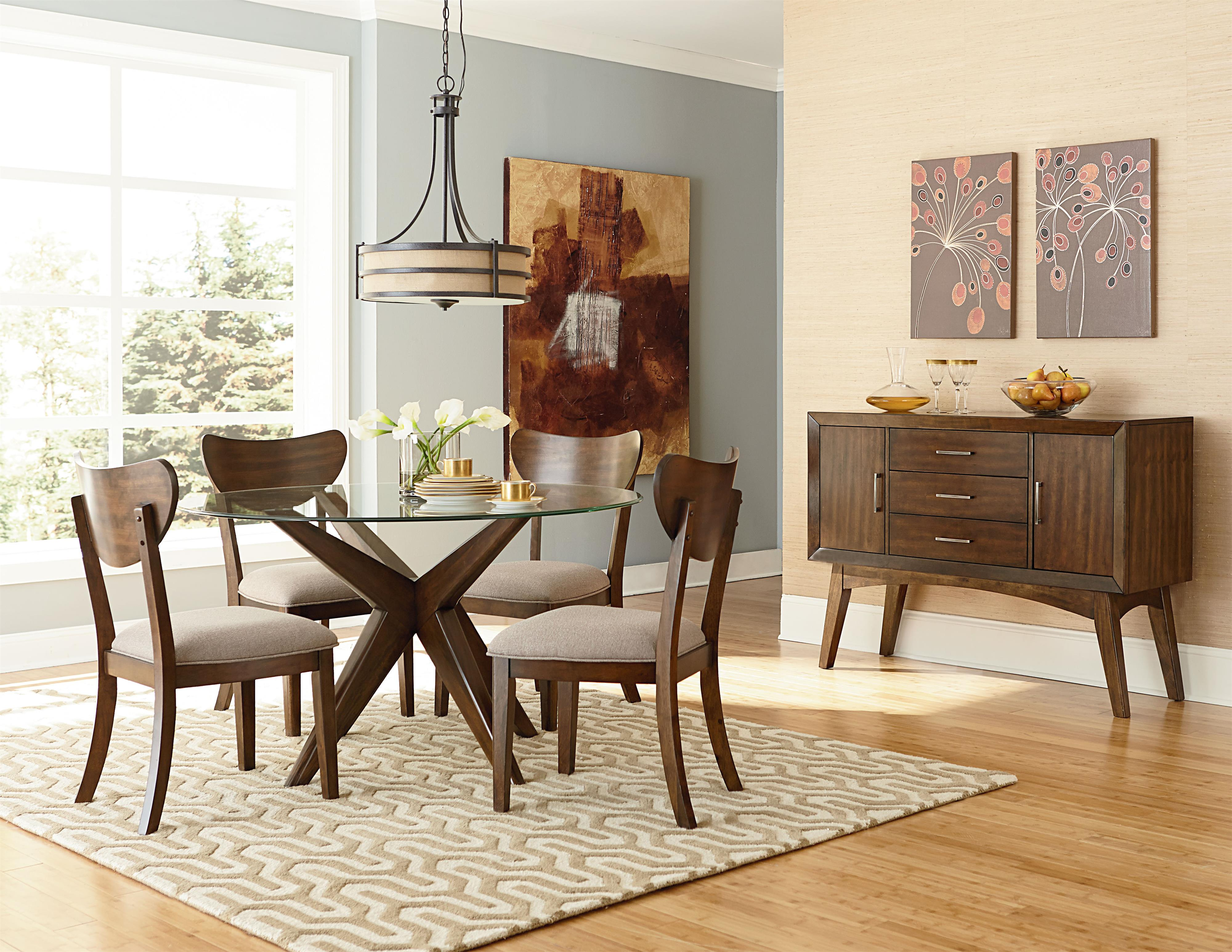 Standard Furniture Roxbury Casual Dining Room Group - Item Number: 16200 Dining Room Group 3