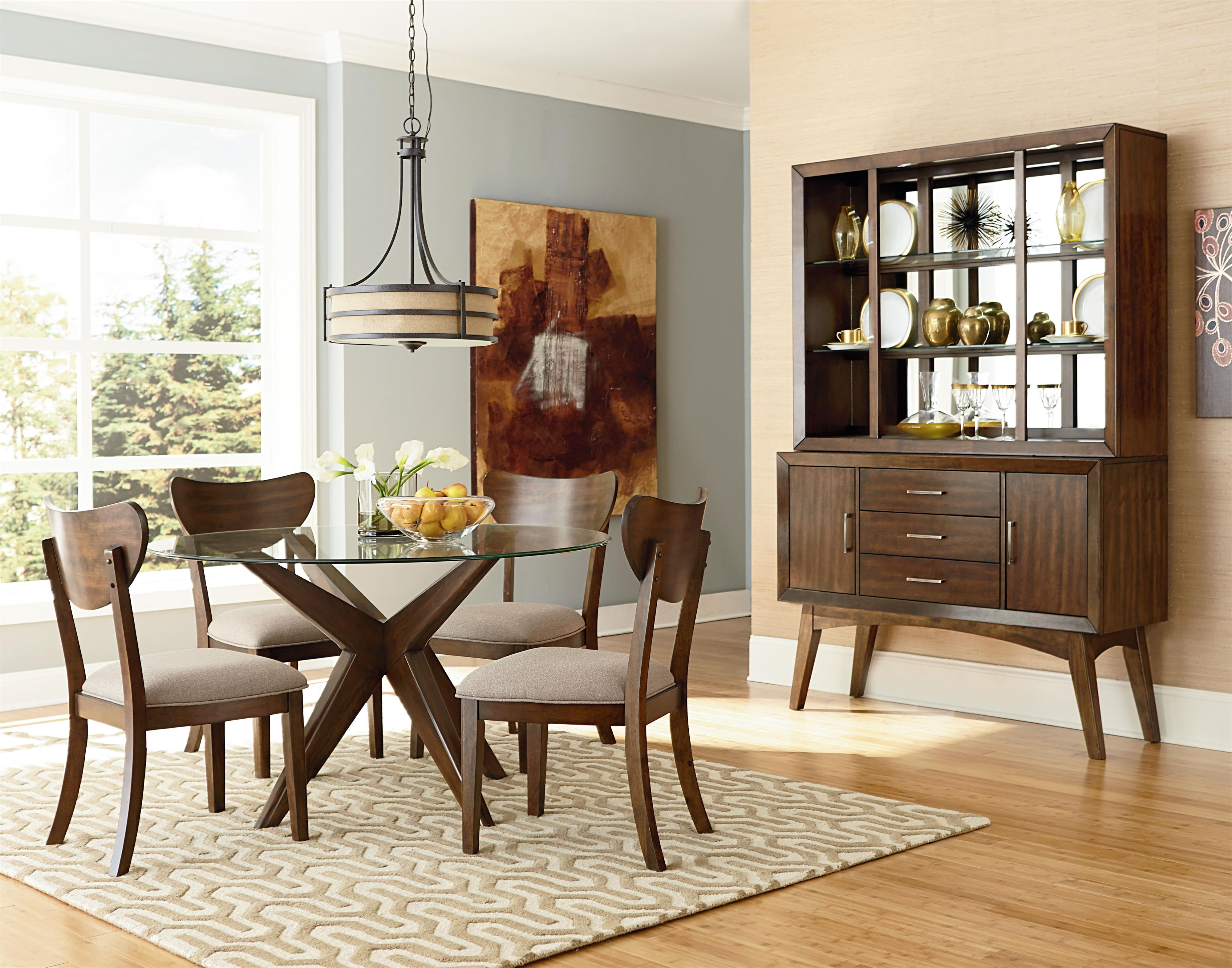 Standard Furniture Roxbury Casual Dining Room Group - Item Number: 16200 Dining Room Group 4