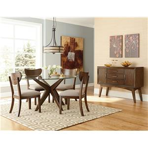 Standard Furniture Roxbury Casual Dining Room Group