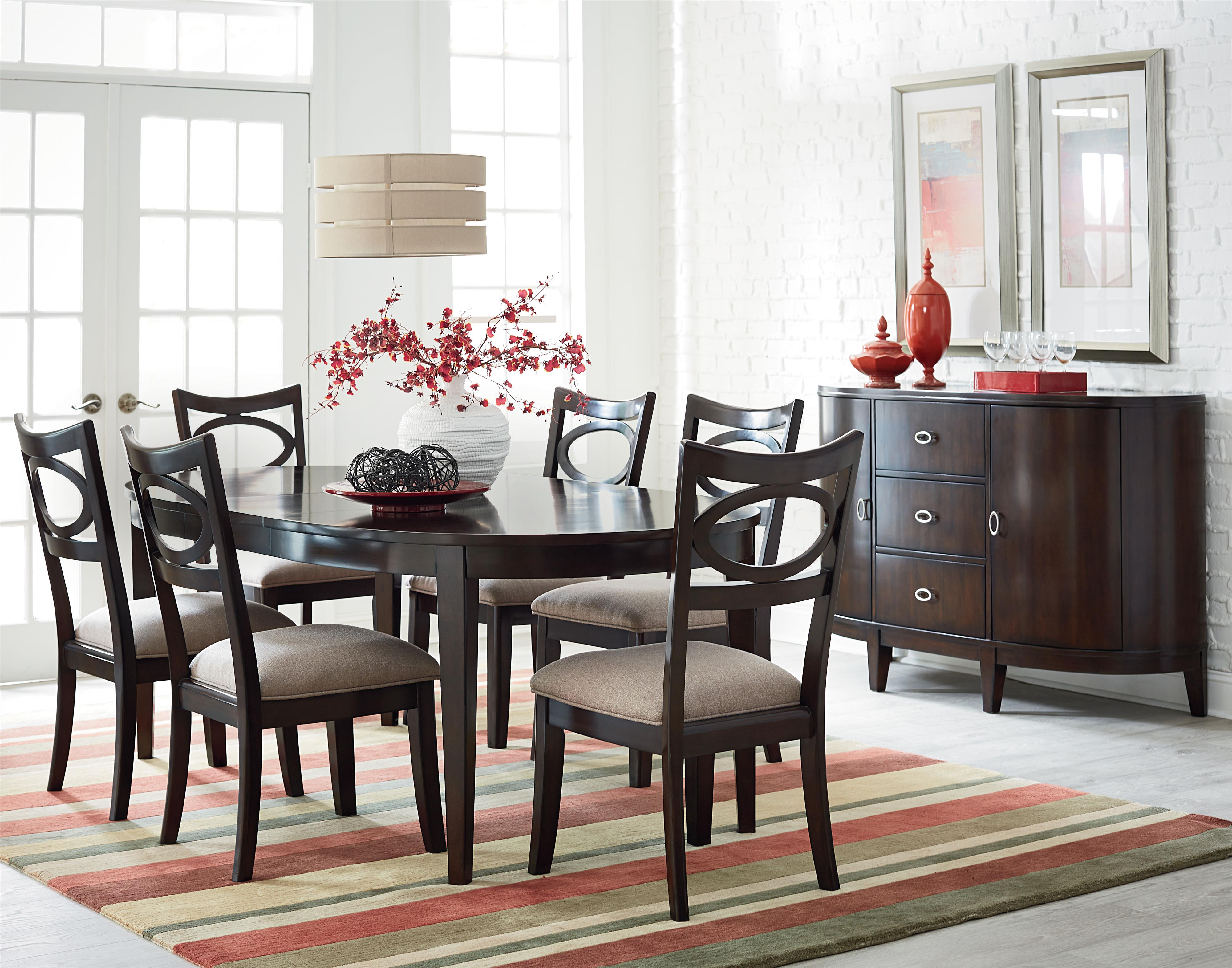 Standard Furniture Serenity Casual Dining Room Group - Item Number: 1714 Casual Dining Room Group 1