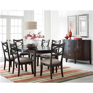 Standard Furniture Serenity Casual Dining Room Group
