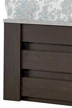 Panel Design Along Select Beds