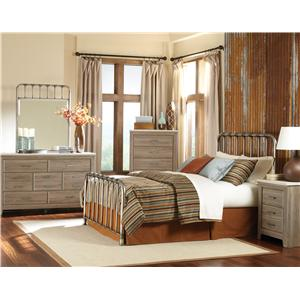 Standard Furniture Stonehill Queen Bedroom Group