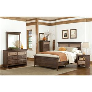 Standard Furniture Weatherly Bedroom Group