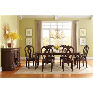Standard Furniture Westchester Formal Dining Room Group