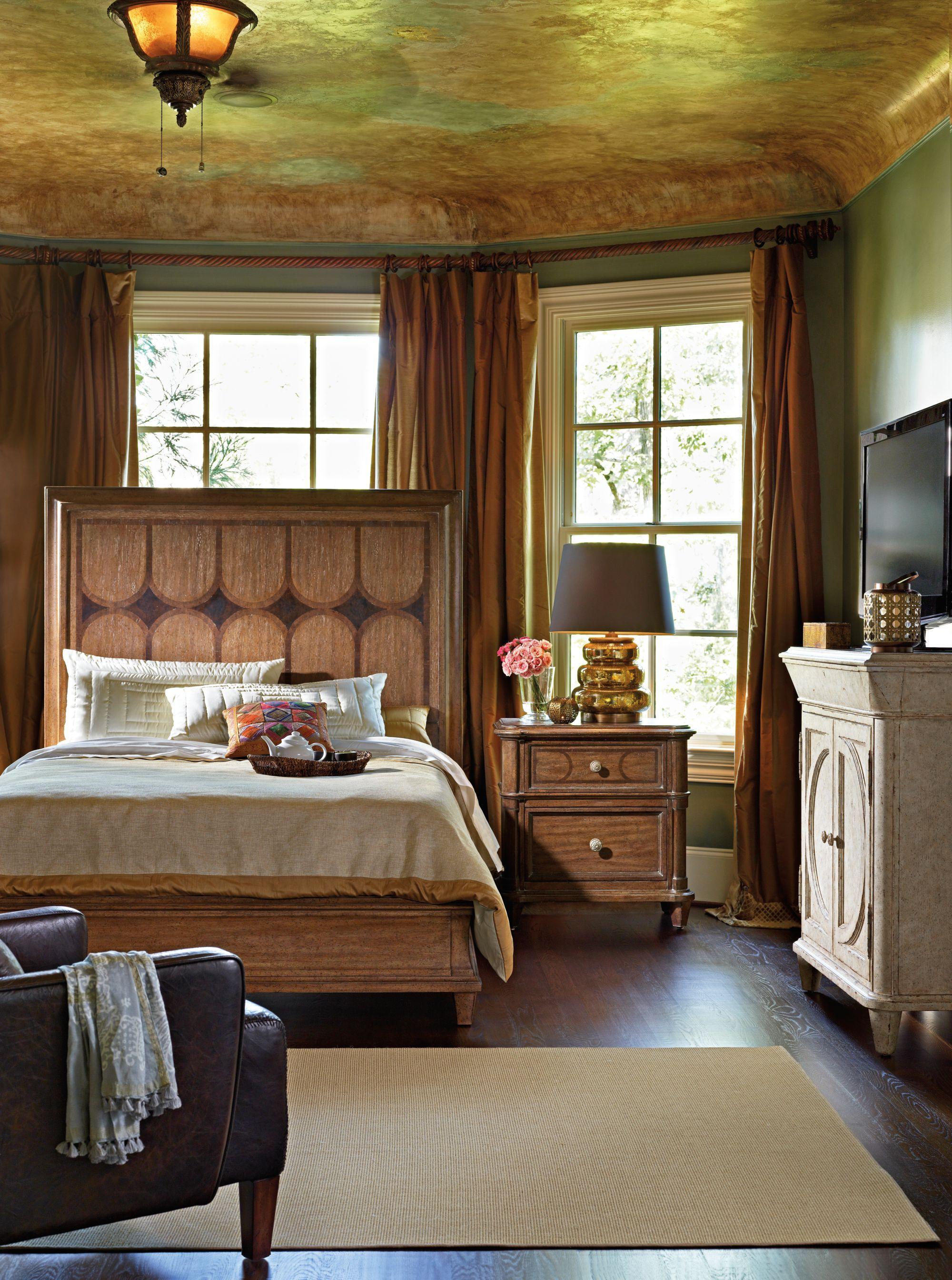 Stanley Furniture Archipelago King Bedroom Group - Item Number: 186-6 K Bedroom Group 1