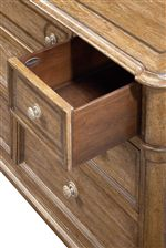 Finished Drawers Shows Commitment to Quality