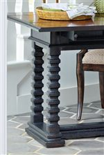 Reef Flip Top Table Can Be Used as Desk, Console, or Dining Table