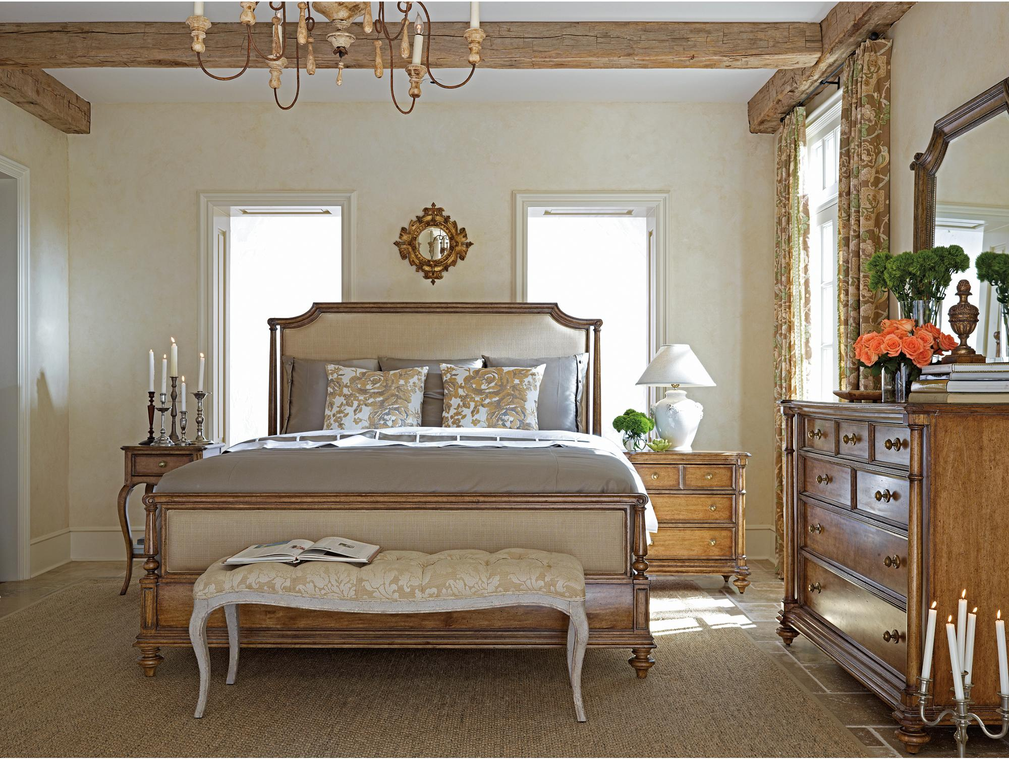 Stanley Furniture Arrondissement California King Bedroom Group - Item Number: 222-6 CK Bedroom Group 1