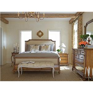 Stanley Furniture Arrondissement Queen Bedroom Group