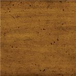 Sunlight Anigre Finish over Distressed Tropical Anigre Veneer and Select Hardwood Solids