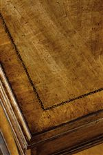 Prima Vera Veneer and Tooled Edging on Select Items
