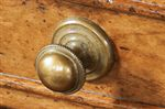 Genuine Solid Brass Hardware - Inspired By Antique Door Knob