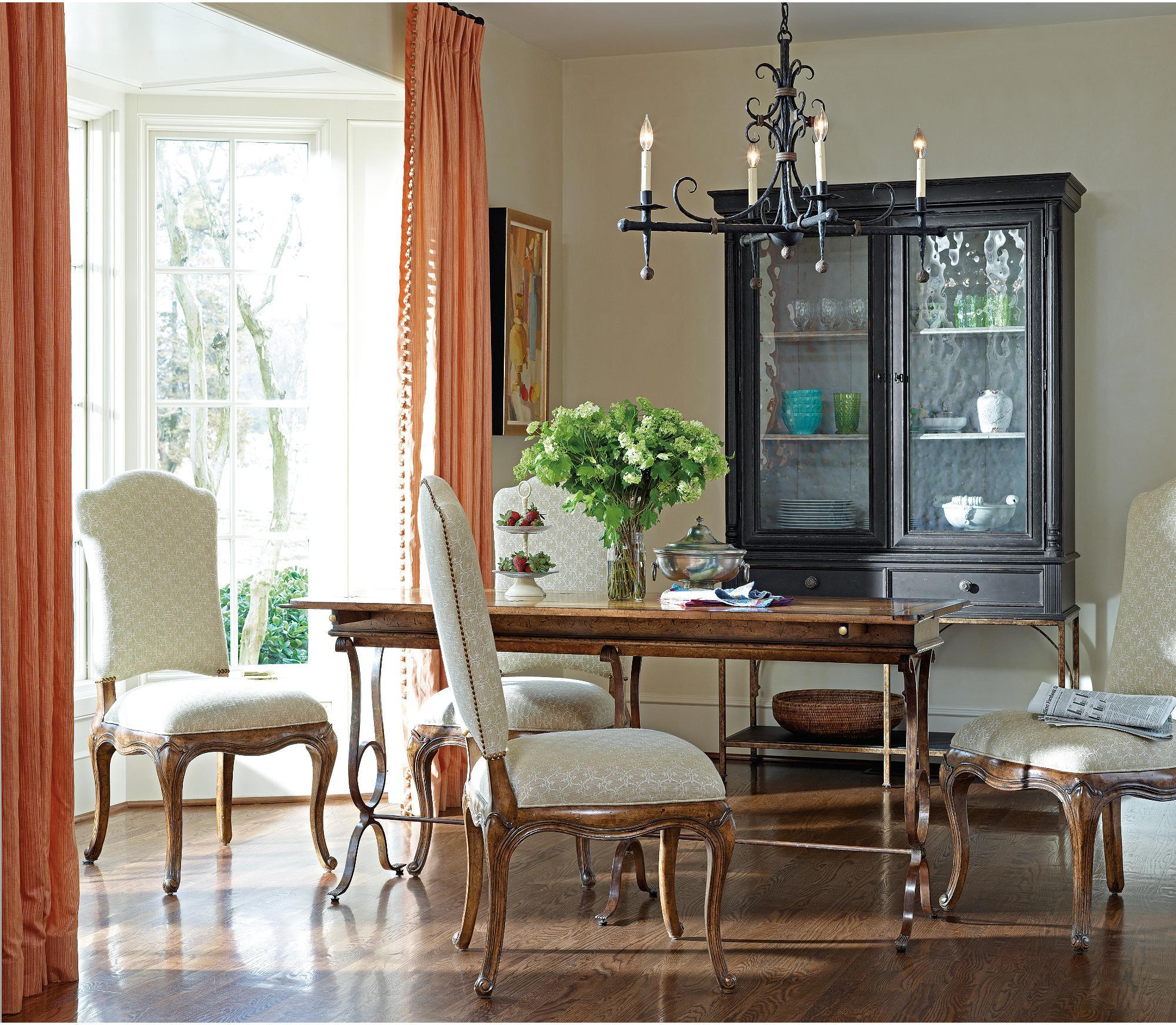 Stanley Dining Room Furniture: Arrondissement (222-8) By Stanley Furniture