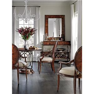 Stanley Furniture Avalon Heights Formal Dining Room Group