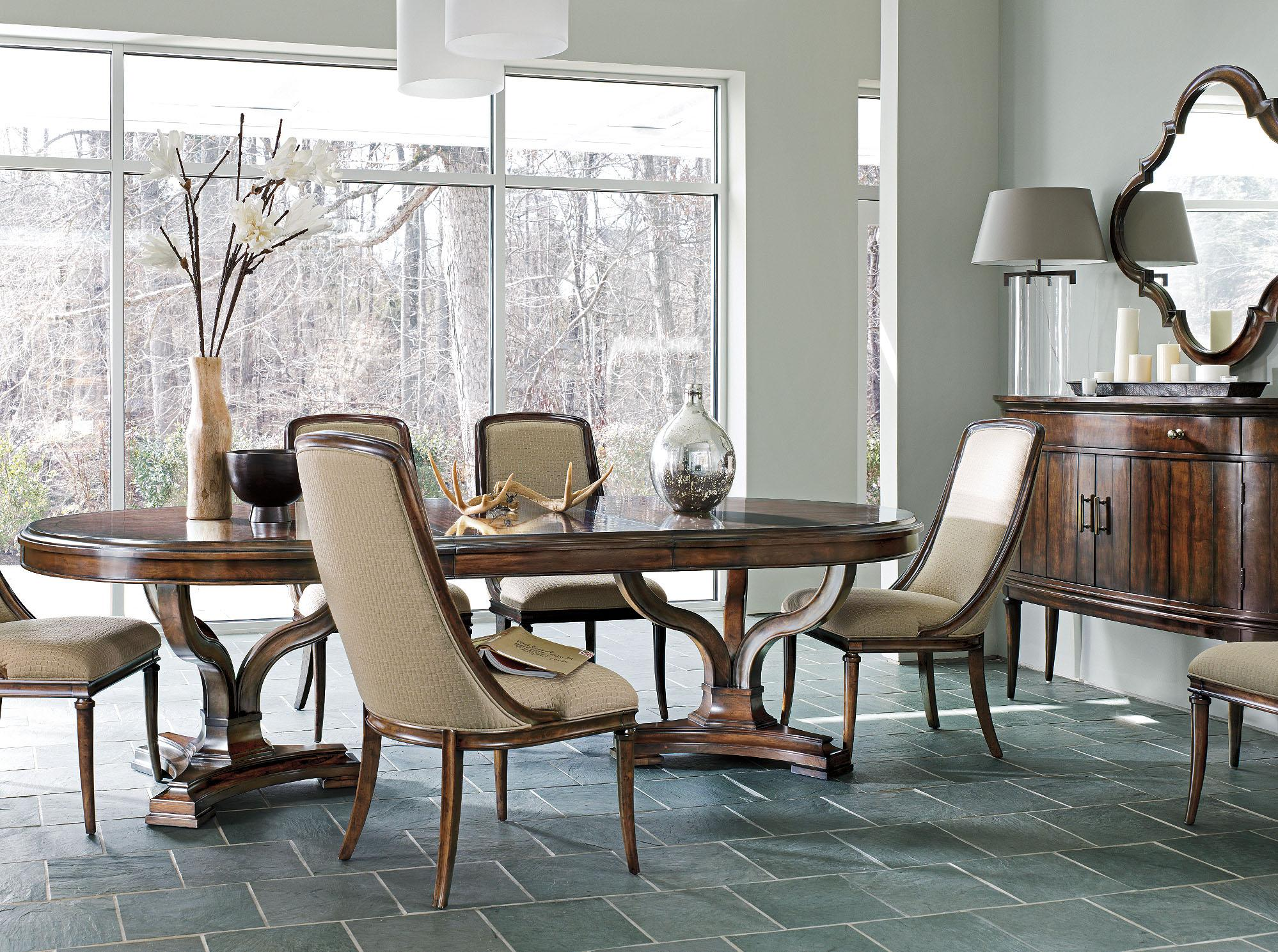 Stanley Furniture Avalon Heights Casual Dining Room Group - Item Number: 193 Dining Room Group 1