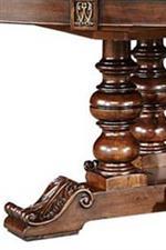 Round Table Pedestal
