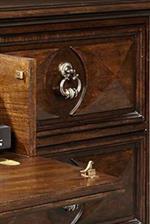 Media File Cabinet Drawer Handle