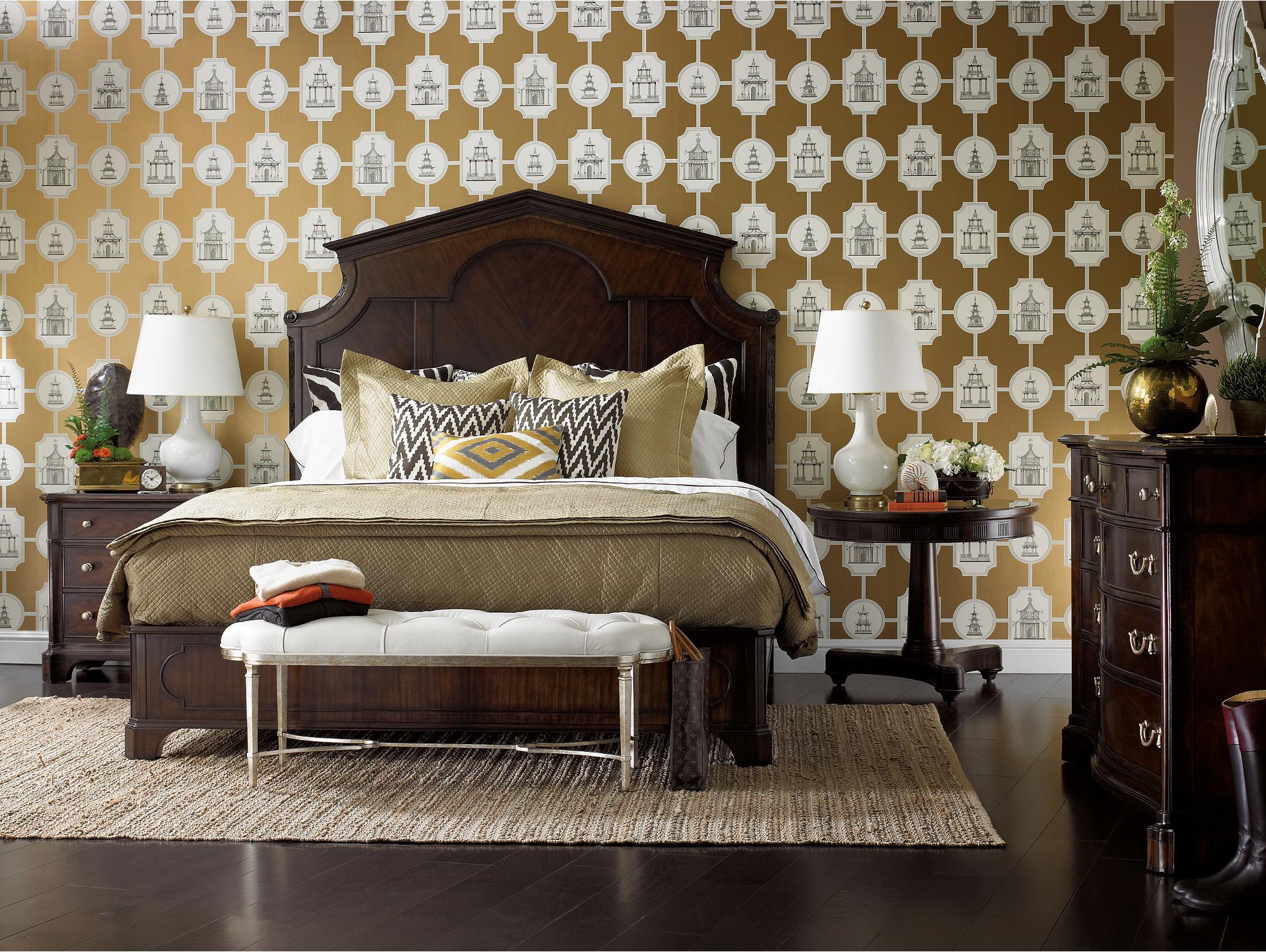 Stanley Furniture Charleston Regency Queen Bedroom Group Ahfa Dealer Locator
