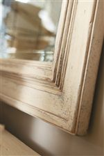 Mirror with Multi-Layered Finish