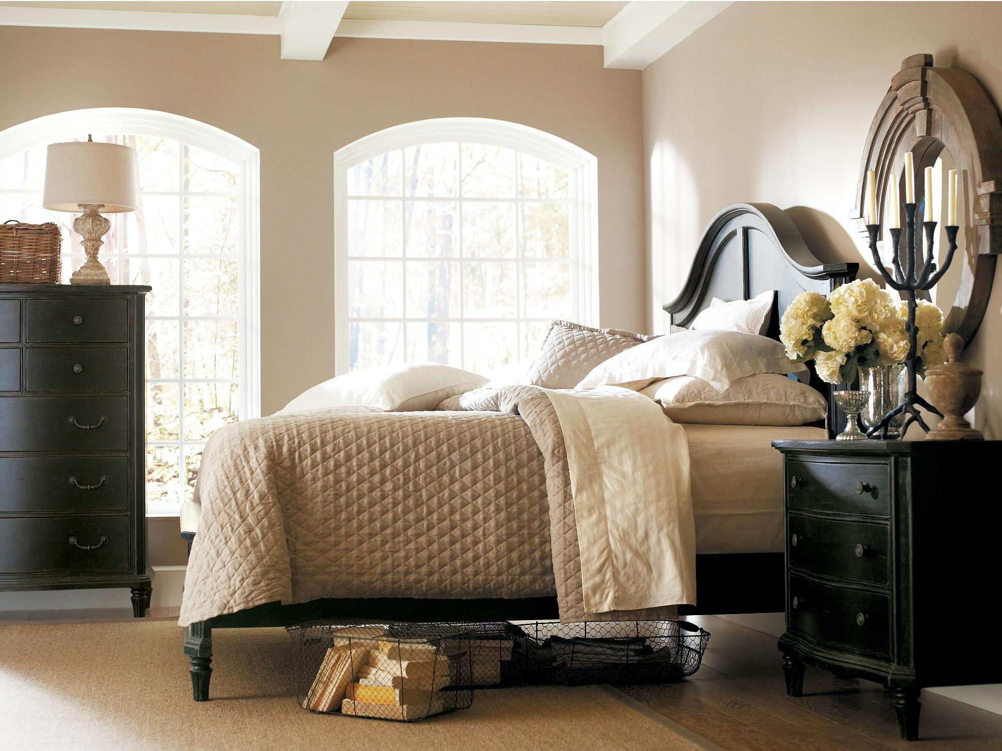 Stanley Furniture European Cottage King Bedroom Group - Item Number: 007-83 K Bedroom Group 1