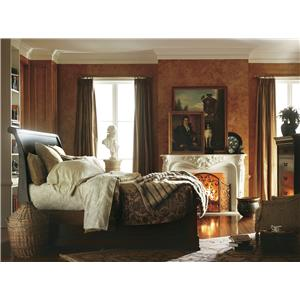 Stanley Furniture The Classic Portfolio - Louis Philippe California King Bedroom Group